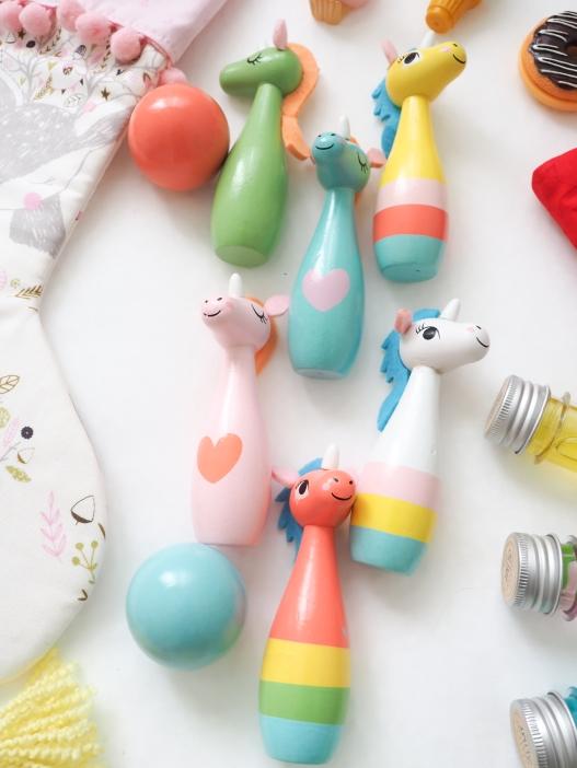 Unicorn skittles from 'Little Eart Nest'