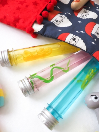 Test Tubes from 'Lime Tree Kids'