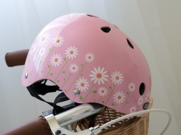 and helmet!