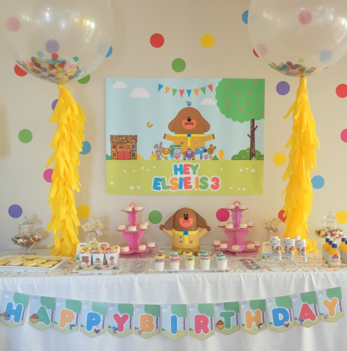 Elsie\'s Party Table – feelovesblog